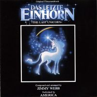 Cover Soundtrack / Jimmy Webb - The Last Unicorn / Das letzte Einhorn