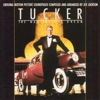 Cover Soundtrack / Joe Jackson - Tucker - The Man And His Dream