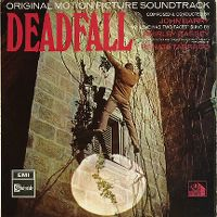 Cover Soundtrack / John Barry - Deadfall