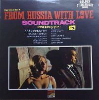 Cover Soundtrack / John Barry - From Russia With Love