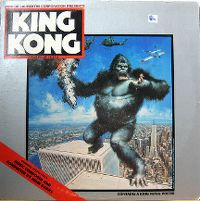 Cover Soundtrack / John Barry - King Kong