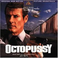 Cover Soundtrack / John Barry - Octopussy