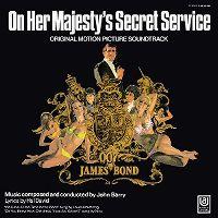 Cover Soundtrack / John Barry - On Her Majesty's Secret Service