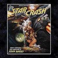 Cover Soundtrack / John Barry - Starcrash
