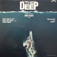 Cover Soundtrack / John Barry - The Deep