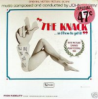 Cover Soundtrack / John Barry - The Knack ...And How To Get It