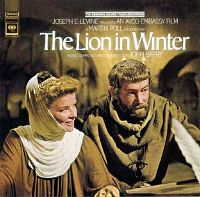Cover Soundtrack / John Barry - The Lion In Winter