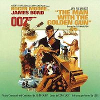 Cover Soundtrack / John Barry - The Man With The Golden Gun