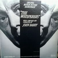 Cover Soundtrack / John Barry - The Whisperers
