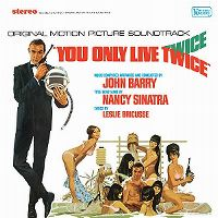Cover Soundtrack / John Barry - You Only Live Twice