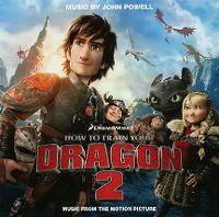 Cover Soundtrack / John Powell - How To Train Your Dragon 2