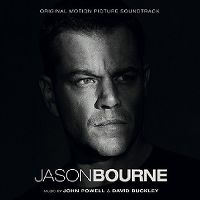Cover Soundtrack / John Powell & David Buckley - Jason Bourne