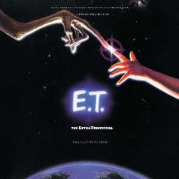 Cover Soundtrack / John Williams - E.T. - The Extra-Terrestrial