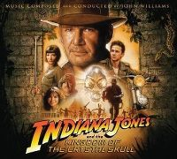 Cover Soundtrack / John Williams - Indiana Jones And The Kingdom Of The Crystal Skull