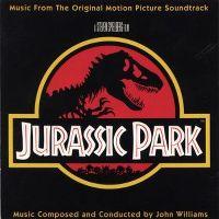 Cover Soundtrack / John Williams - Jurassic Park