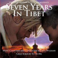 Cover Soundtrack / John Williams - Seven Years In Tibet