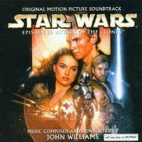 Cover Soundtrack / John Williams - Star Wars: Episode II - Attack Of The Clones