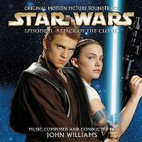 Cover Soundtrack / John Williams - Star Wars: Episode II - Attack Of The Clones