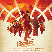 Cover Soundtrack / John Williams / John Powell - Solo - A Star Wars Story