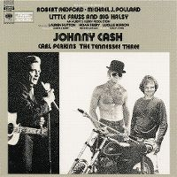 Cover Soundtrack / Johnny Cash with Carl Perkins and The Tennessee Three - Little Fauss And Big Halsy
