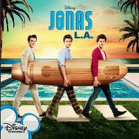 Cover Soundtrack / Jonas Brothers - Jonas L.A.