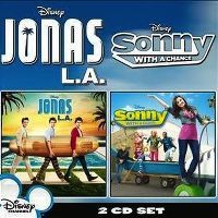 Cover Soundtrack / Jonas Brothers / Demi Lovato - Jonas L.A. / Sonny With A Chance
