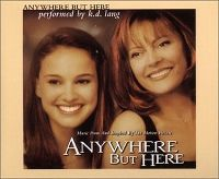 Cover Soundtrack / k.d. Lang - Anywhere But Here