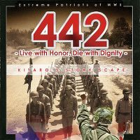 Cover Soundtrack / Kitaro - 442 - Live With Honor, Die With Dignity