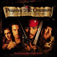 Cover Soundtrack / Klaus Badelt - Pirates Of The Caribbean - The Curse Of The Black Pearl
