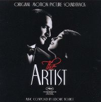 Cover Soundtrack / Ludovic Bource - The Artist