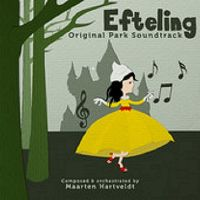 Cover Soundtrack / Maarten Hartveldt - Efteling Original Park Soundtrack