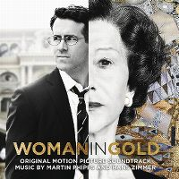 Cover Soundtrack / Martin Phipps and Hans Zimmer - Woman In Gold