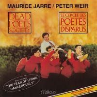 Cover Soundtrack / Maurice Jarre - Dead Poets Society / Le cercle des poètes disparus
