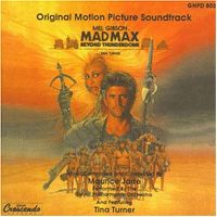 Cover Soundtrack / Maurice Jarre / Tina Turner - Mad Max - Beyond Thunderdome