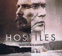 Cover Soundtrack / Max Richter - Hostiles