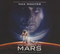 Cover Soundtrack / Max Richter - The Last Days On Mars