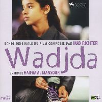 Cover Soundtrack / Max Richter - Wadjda