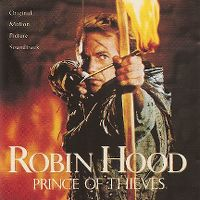 Cover Soundtrack / Michael Kamen - Robin Hood - Prince Of Thieves
