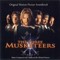 Cover Soundtrack / Michael Kamen - The Three Musketeers