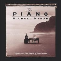 Cover Soundtrack / Michael Nyman - The Piano