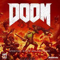 Cover Soundtrack / Mick Gordon - Doom