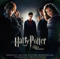 Cover Soundtrack / Nicholas Hooper - Harry Potter And The Order Of The Phoenix