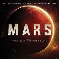 Cover Soundtrack / Nick Cave & Warren Ellis - Mars