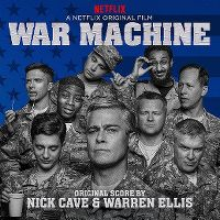 Cover Soundtrack / Nick Cave & Warren Ellis - War Machine