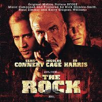 Cover Soundtrack / Nick Glennie-Smith, Hans Zimmer and Harry Gregson-Williams - The Rock