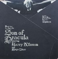 Cover Soundtrack / Nilsson - Son Of Dracula
