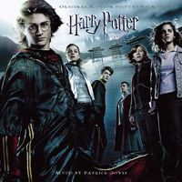Cover Soundtrack / Patrick Doyle - Harry Potter And The Goblet Of Fire