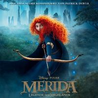 Cover Soundtrack / Patrick Doyle - Merida - Legende der Highlands