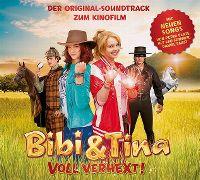 Cover Soundtrack / Peter Plate, Ulf Leo Sommer, Daniel Faust - Bibi & Tina - Voll verhext!