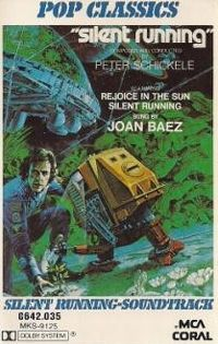 Cover Soundtrack / Peter Schickele - Silent Running